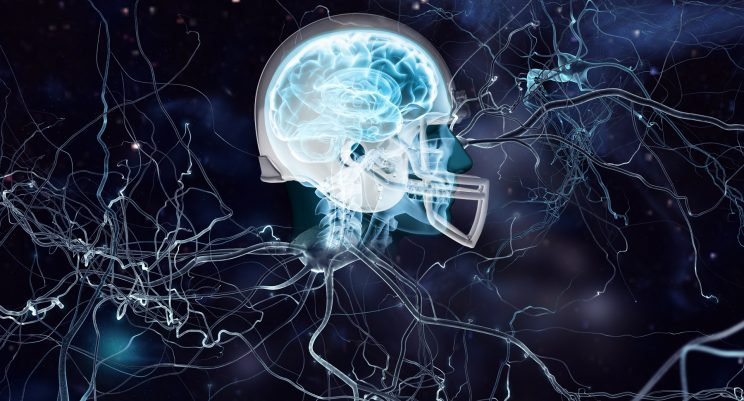 As evidence mounts linking football and brain injuries, most college players are still willing to accept the risks.