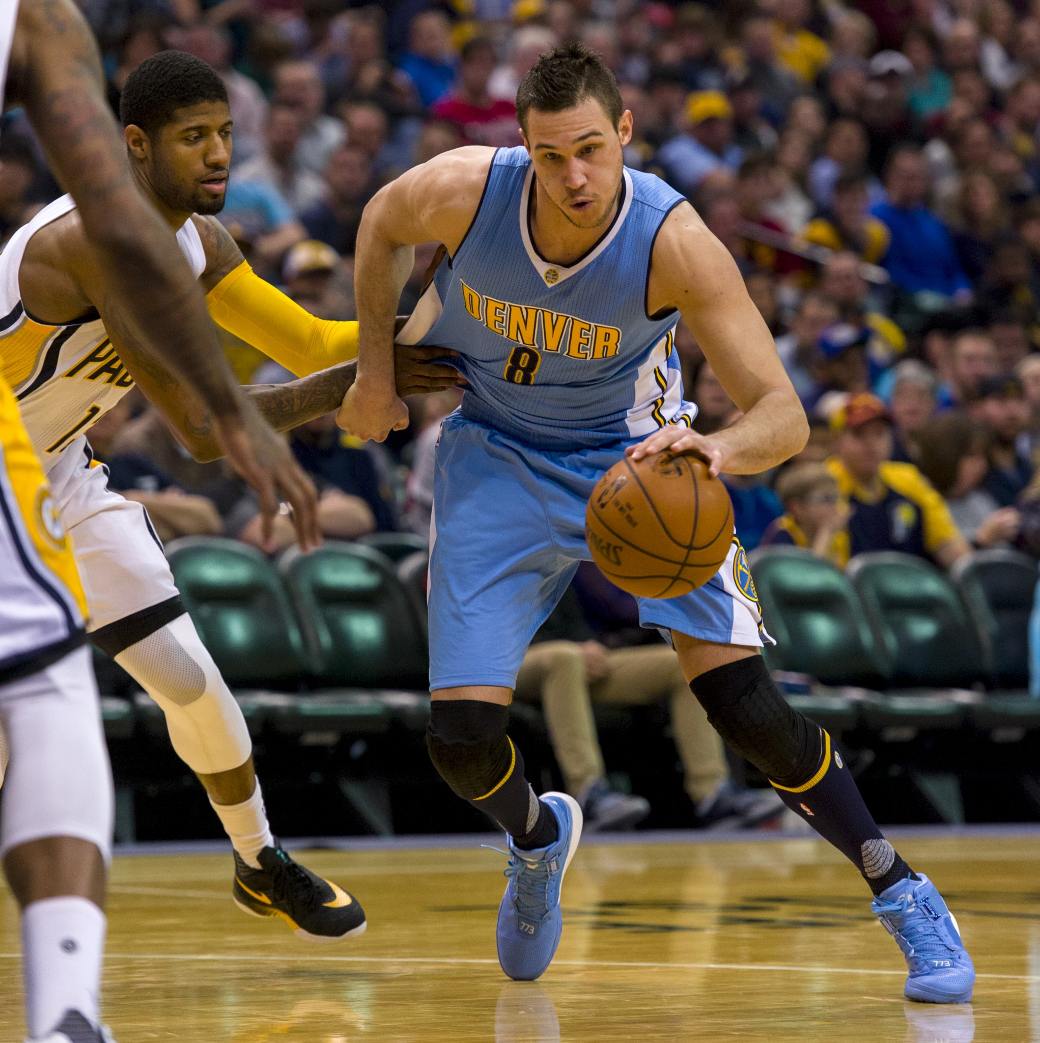 The Pacers and Nuggets will play a regular-season game in Londo…