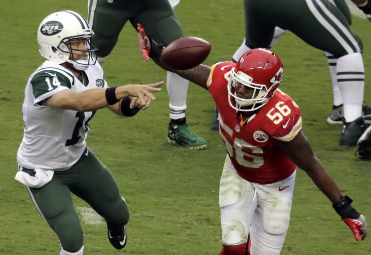 Ryan Fitzpatrick: It's on me and I'll rebound