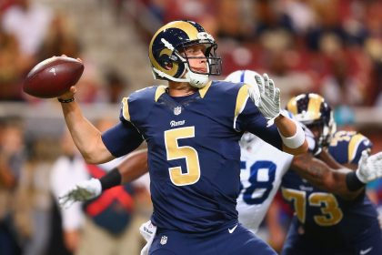 Rams grant Nick Foles' request and release QB