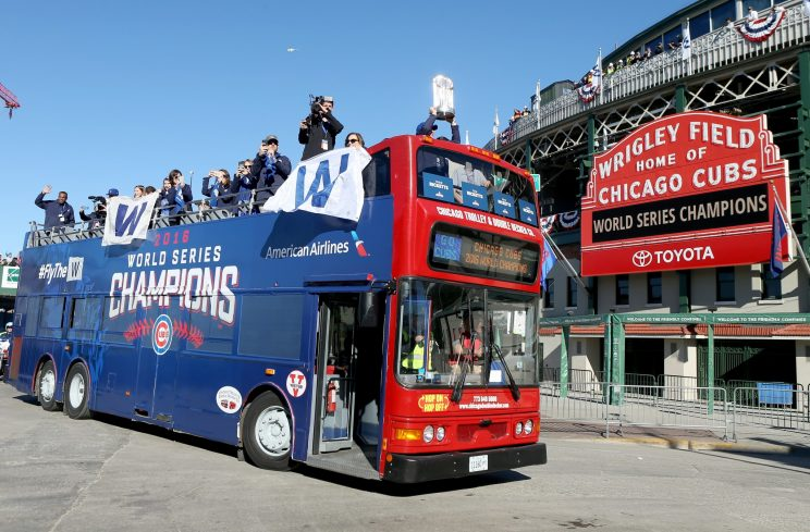 Cubs raising ticket prices nearly 20 percent after World Series…