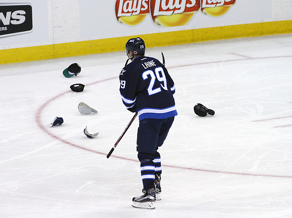 NHL Three Stars: Laine gets another hat trick; Kings trounce Ma…