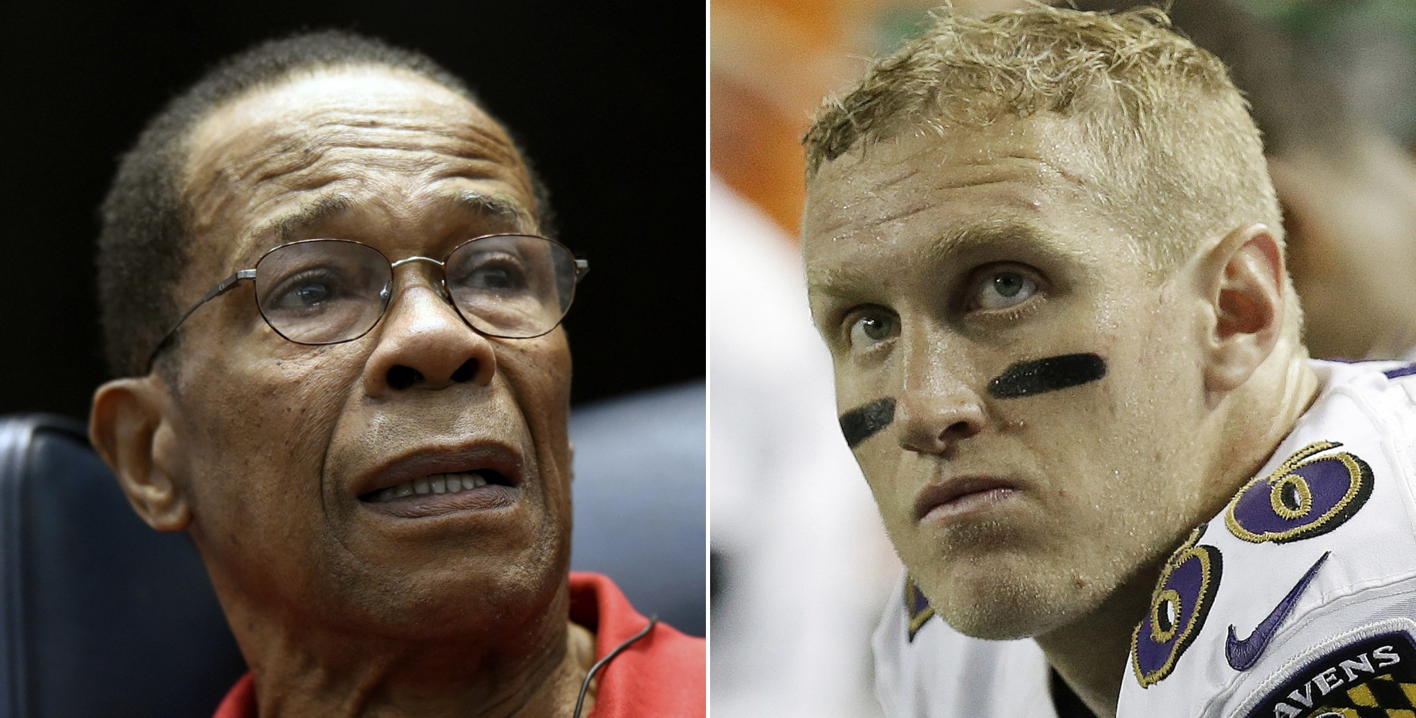 Rod Carew and Konrad Reuland (AP)