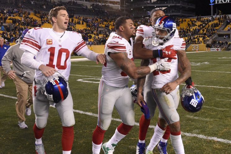 Odell Beckham fined for inappropriate comments to officials in …