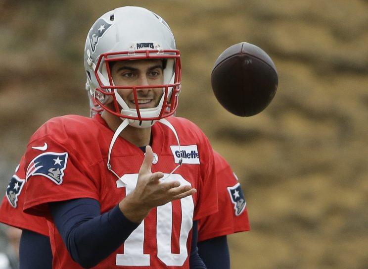 Should the Browns trade for Jimmy Garoppolo? We debate it from all sides