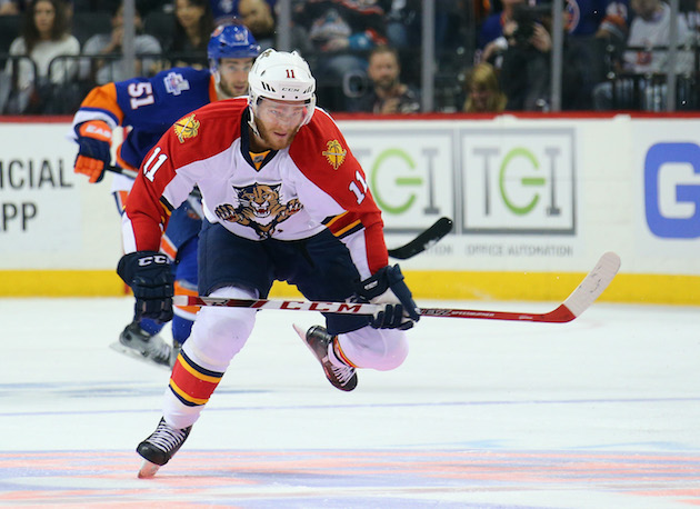 Panthers' Jonathan Huberdeau out 'long-term' after taking skate…