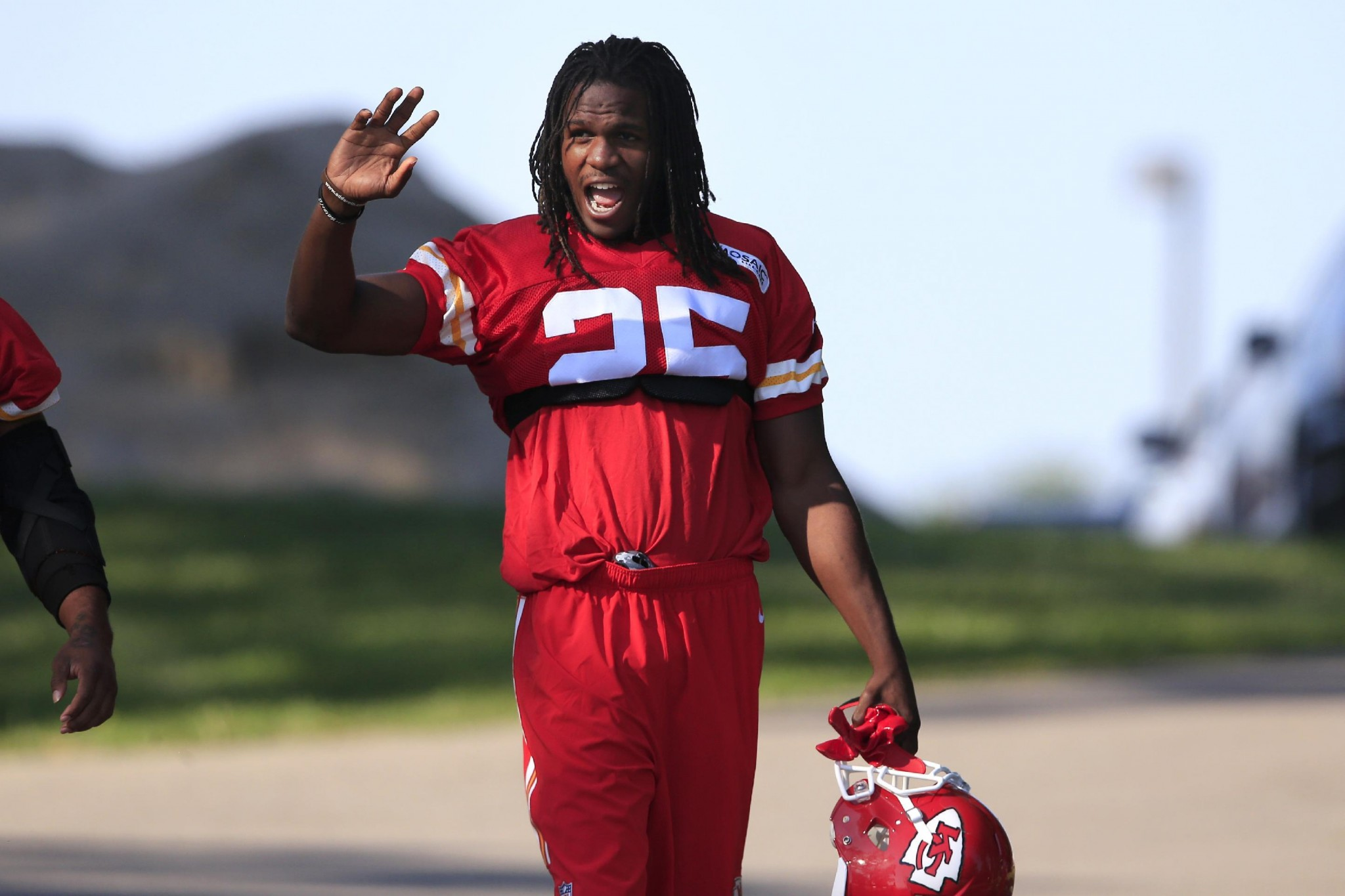 There's reason to be leery of Jamaal Charles coming off a major injury.