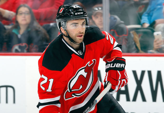 Kyle Palmieri replaces Ryan Callahan on U.S. World Cup roster