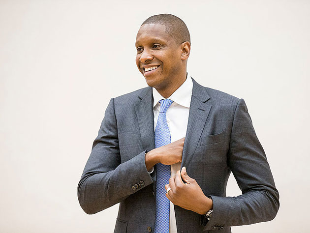 Raptors GM Masai Ujiri thanks Donald Trump 'for making Toronto …