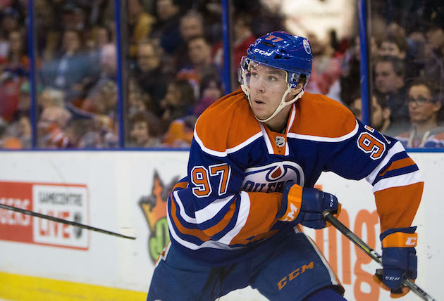 Oilers name Connor McDavid youngest captain in NHL history