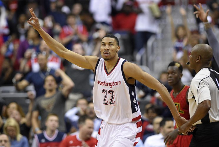 Otto Porter Jr. will have a lot of zeroes on his next contract. (AP)
