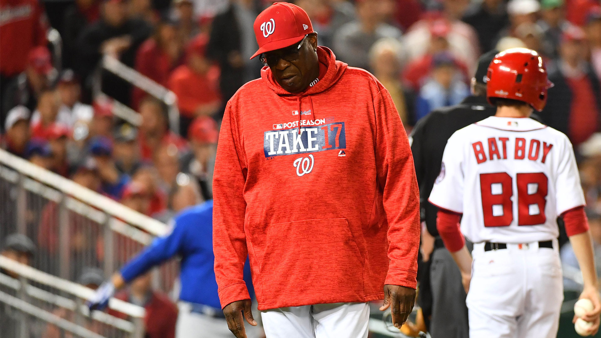 Dusty Baker won't return as Nats manager after another playoff disappointment