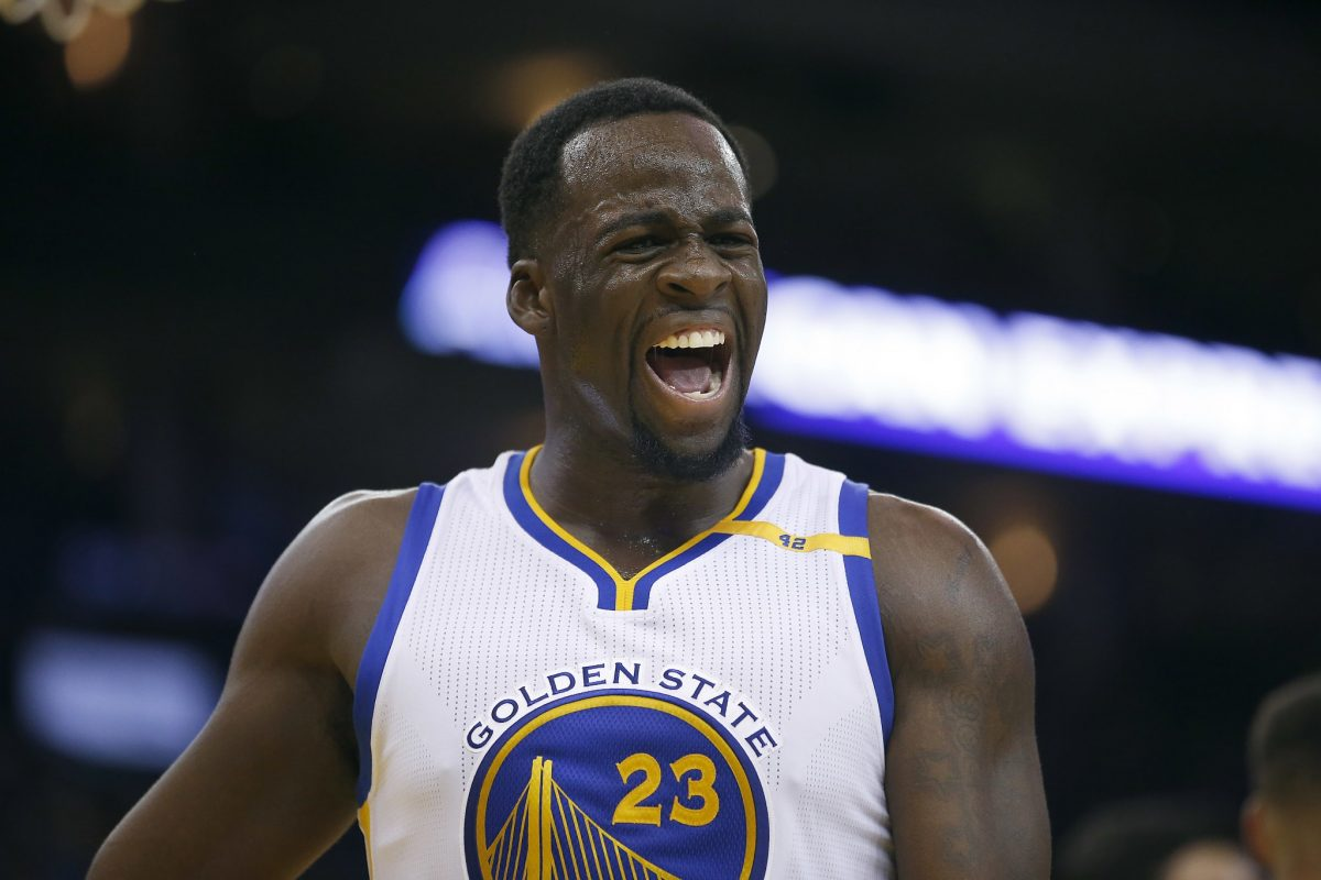 Draymond Green advises Oakland fans not to attend another Raiders game