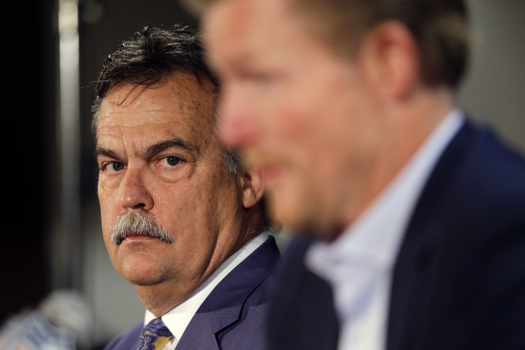 Jeff Fisher's comments about GM Les Snead highlight Rams' internal dysfunction