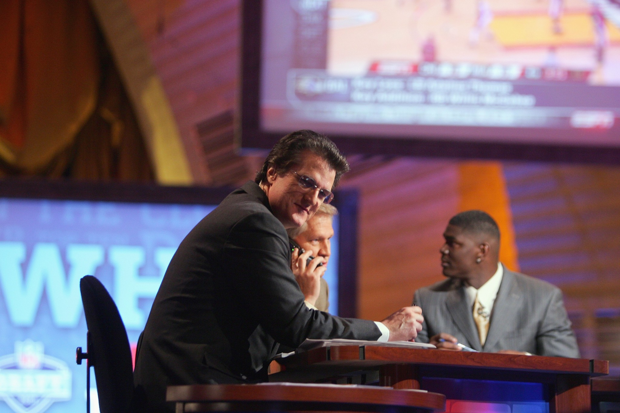 Today's NFL draft hysteria? You can thank Mel Kiper Jr. and Joel Buchsbaum for that