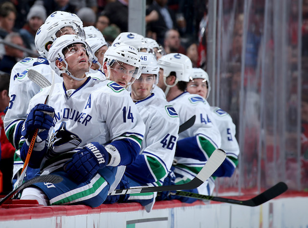 A theory about the Vancouver Canucks' start (Trending Topics)