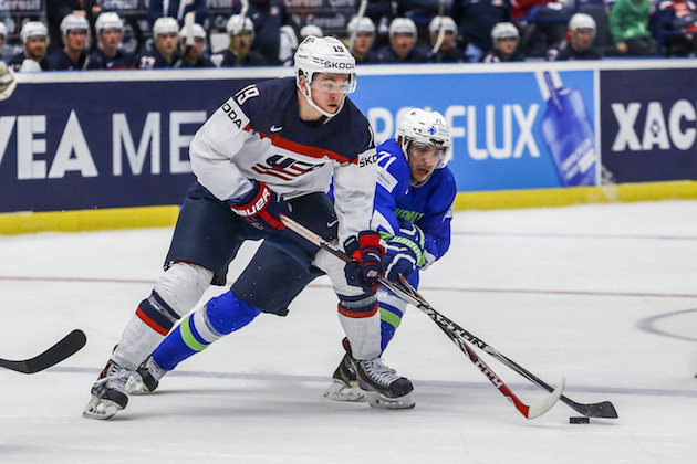 Jimmy Vesey Signing Day approaches as forward narrows list