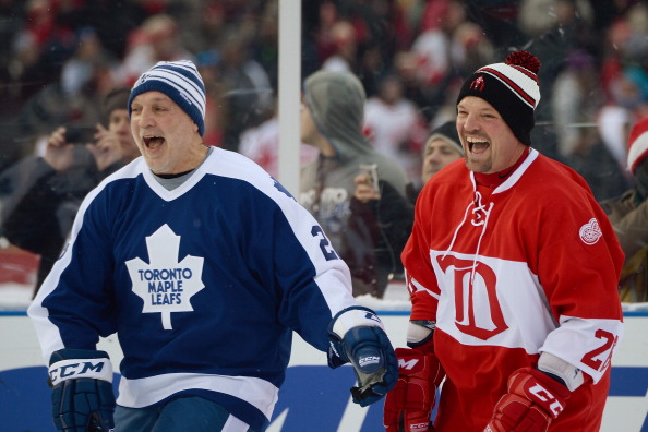 Maple Leafs, Red Wings set rosters for Centennial Classic alumn…