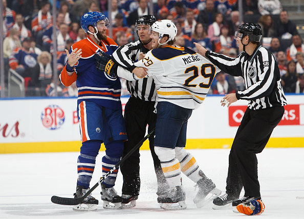 Oilers cancel CBA scheduled off day after bad loss to Sabres