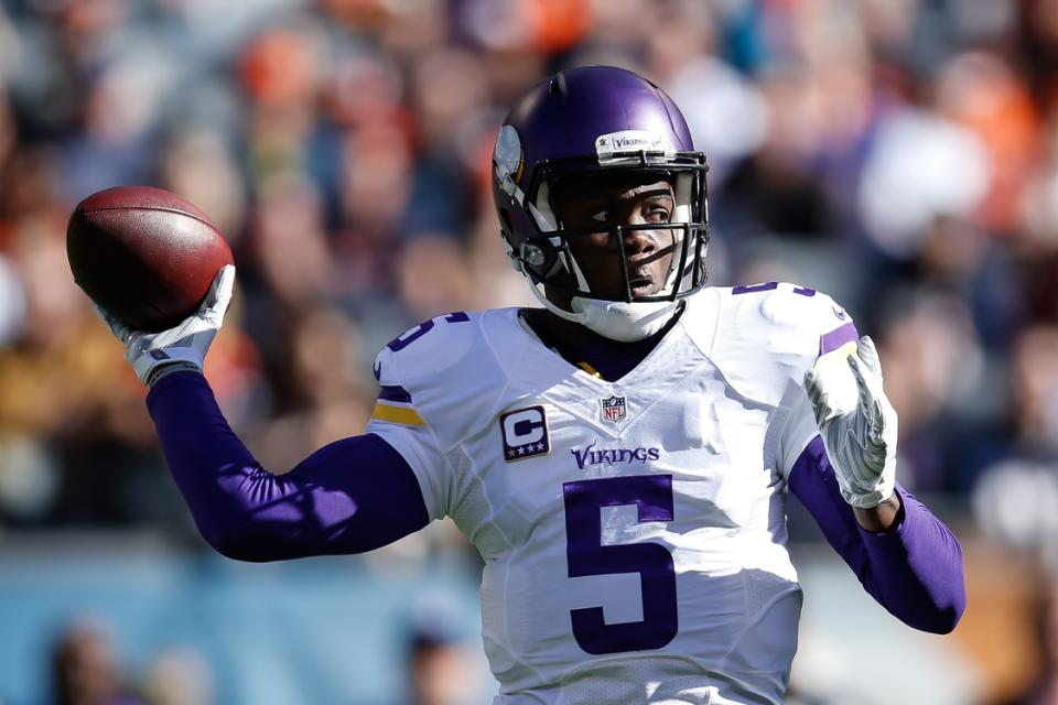 Teddy Bridgewater posts short video of himself throwing, but Mike Zimmer says still no timetable for QB's return