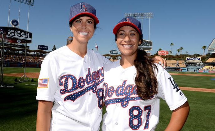 Dodgers ballgirls returning for NLCS after surviving Las Vegas shooting