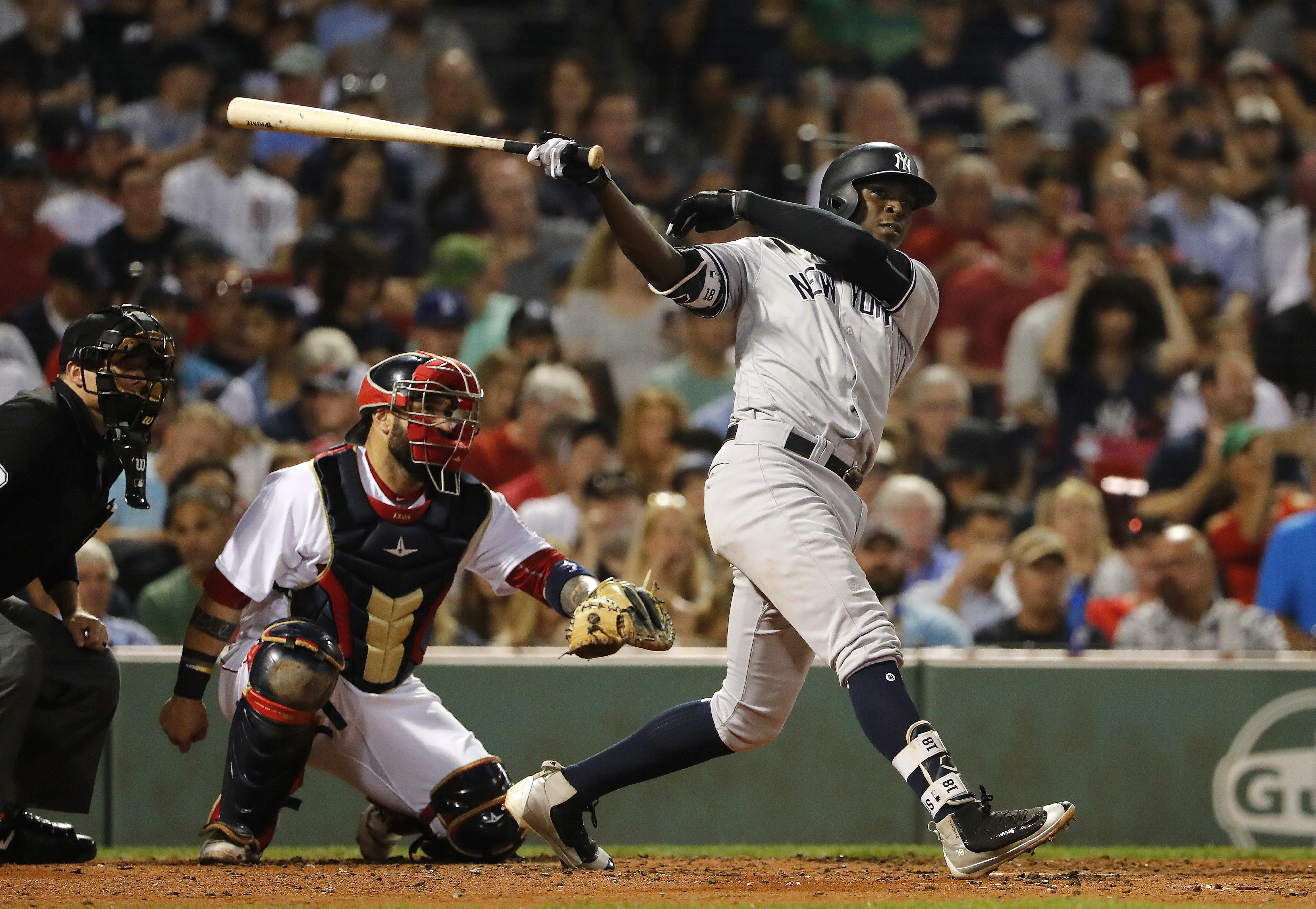 Didi Gregorius home run feat is first ever by a Yankees shortstop