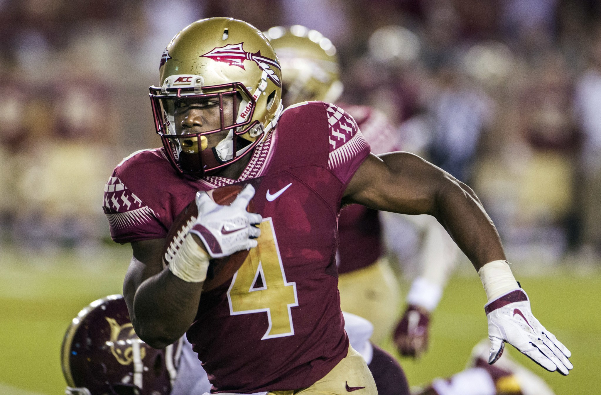 Florida State running back Dalvin Cook. (AP Photo/Mark Wallheiser, File)