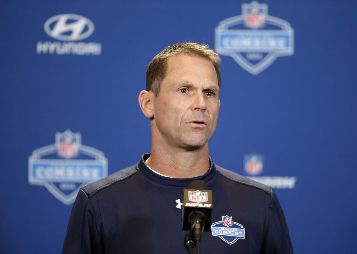 Unhappy 49ers fan edits Trent Baalke's Wikipedia page