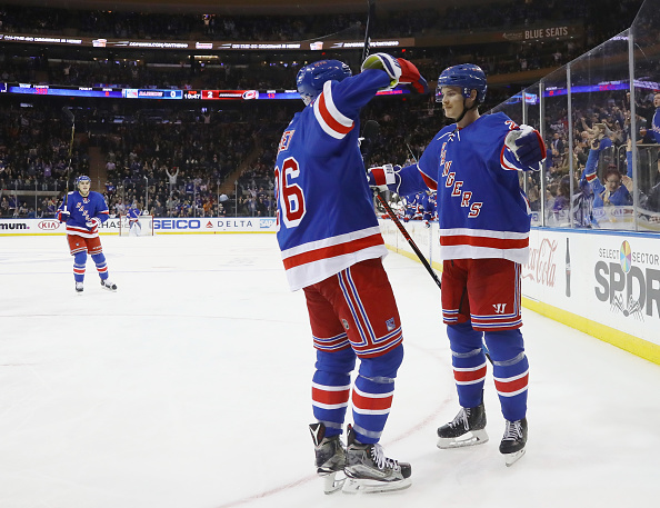 Rangers are NHL's most valuable team again in annual Forbes ran…