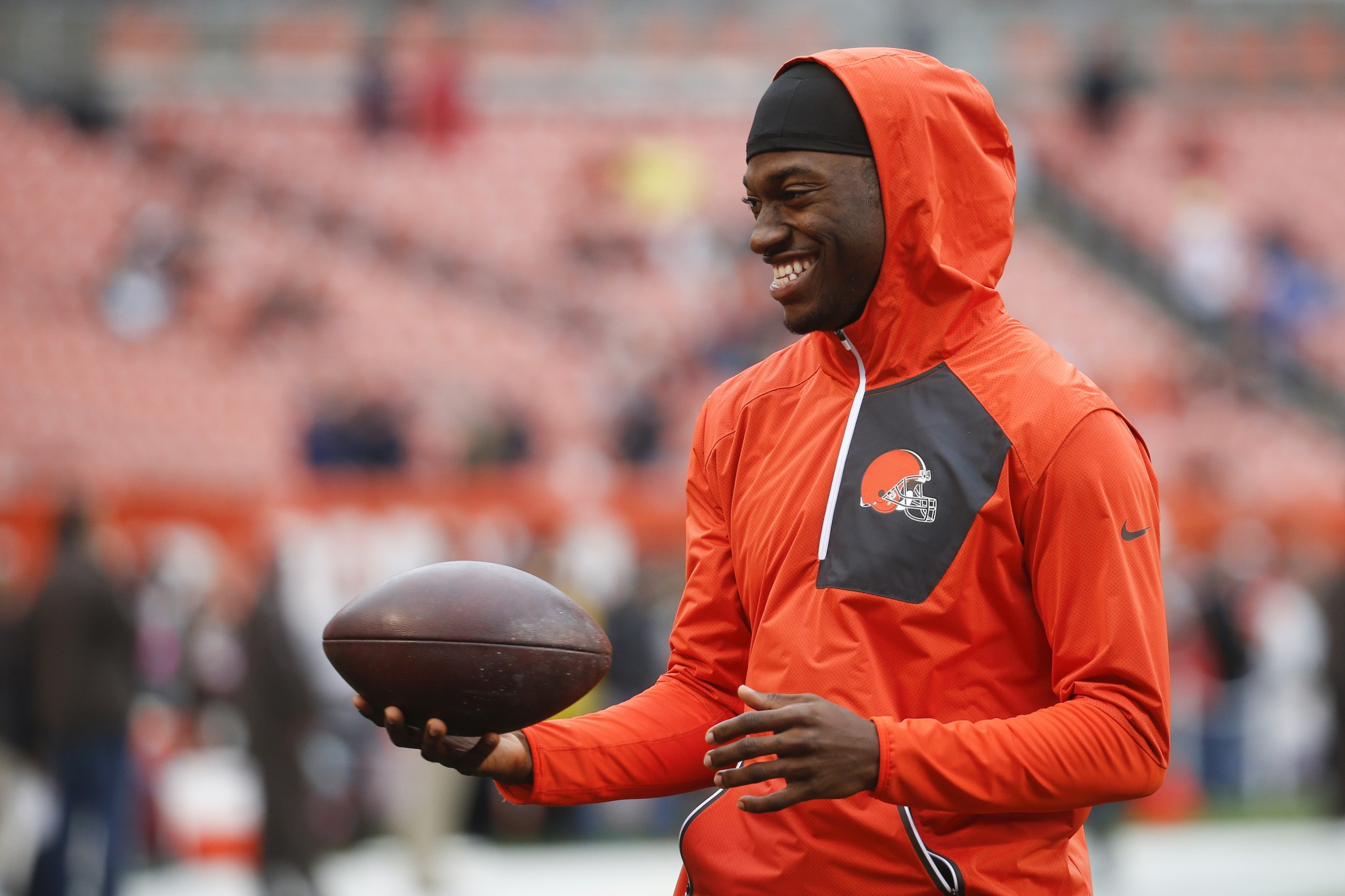 Browns officially activate RG3