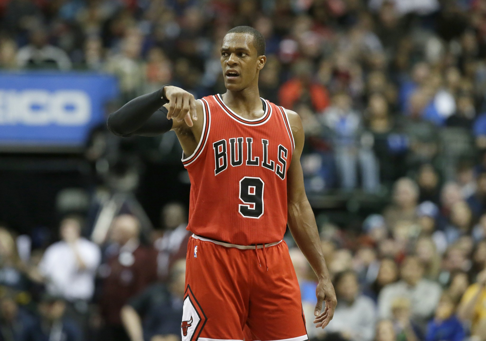 Rajon Rondo suspended one game by Bulls