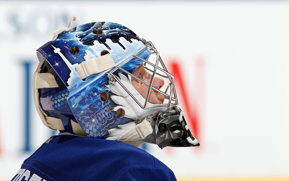 Frederik Andersen's early-season woes continue in 7-3 loss to T…