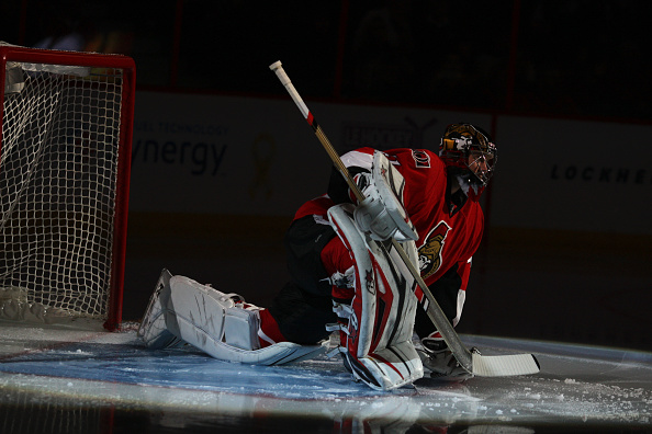 Craig Anderson takes leave from Senators to join wife in cancer…