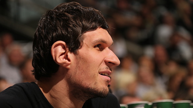 How the 76ers cost the Spurs their beloved Boban Marjanovic