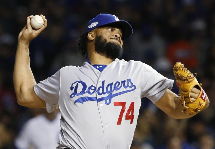 Hot Stove Digest: Marlins looking to sign closer Kenley Jansen,…