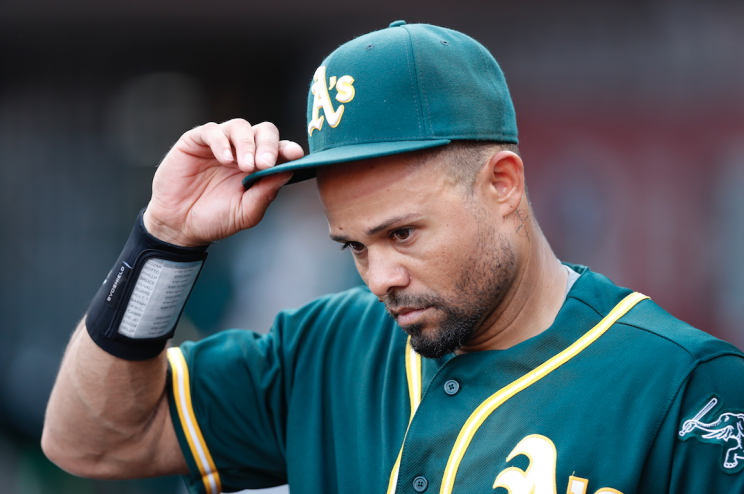 Coco Crisp believes A's have ulterior motive for not playing hi…