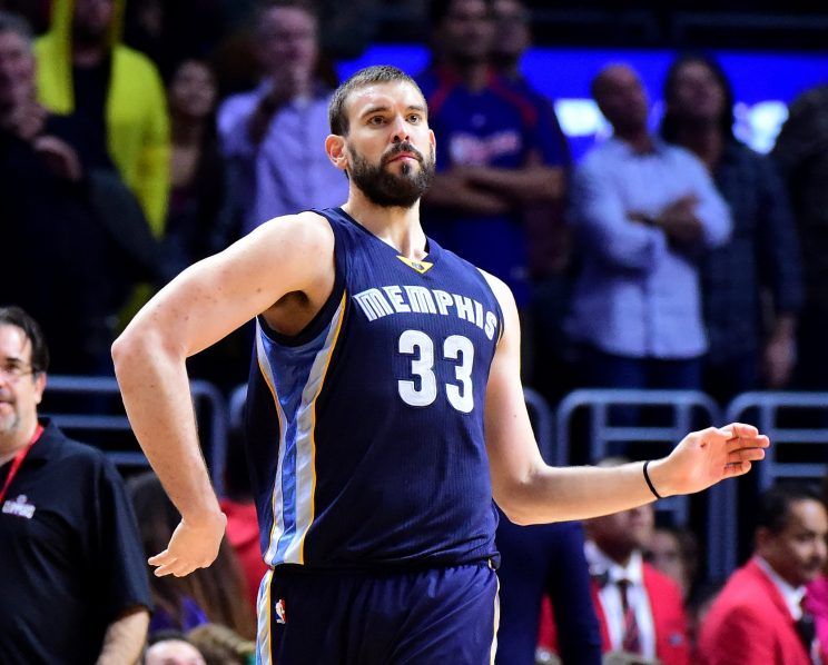 Marc Gasol beat the Clippers with a late 3 and an incredible da…