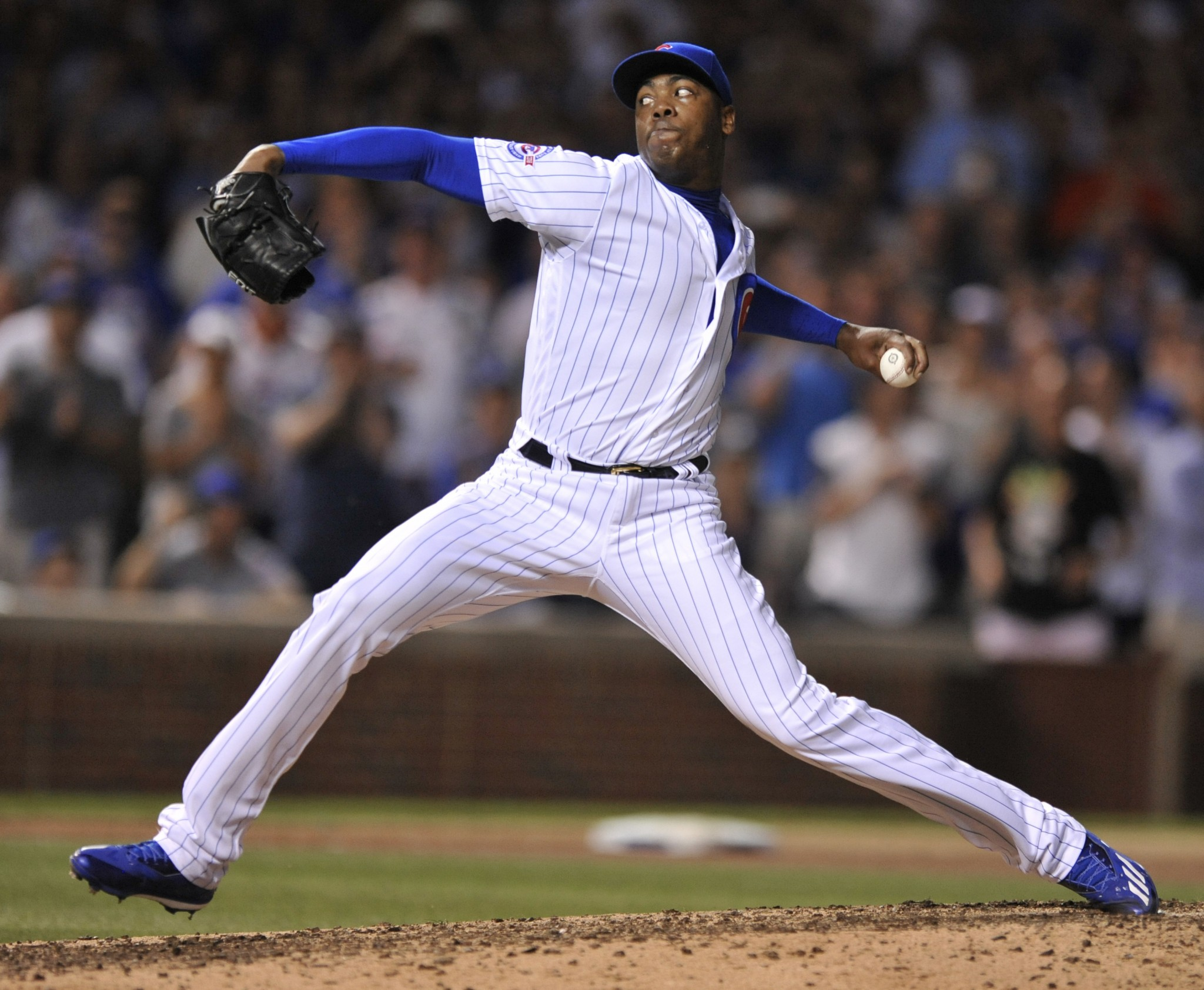 Cubs use incredibly insensitive song after Aroldis Chapman outi…