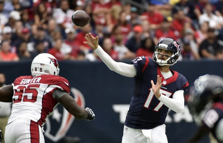 Brock Osweiler expects big things from Will Fuller this season