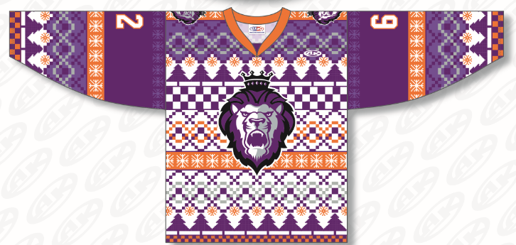 Reading Royals Ugly Sweater