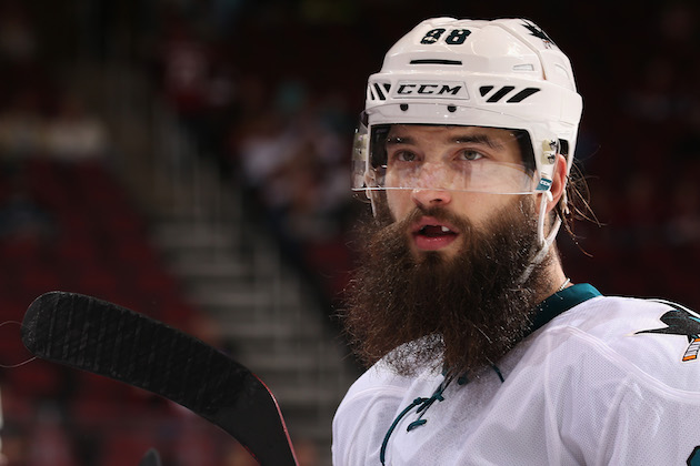 Puck Lists: 7 reasons Brent Burns should be the Norris frontrun…