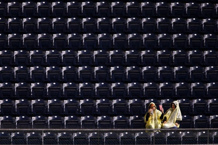 Rain causes Cubs-Pirates game to end in MLB's first tie since 2…