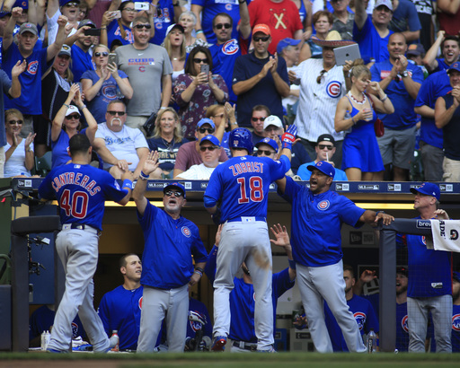 MLB Magic Number Watch: Cubs head to St. Louis with division title within reach