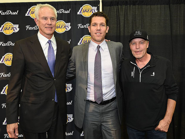 Mitch Kupchak says he's 'not really in a position to debate' th…