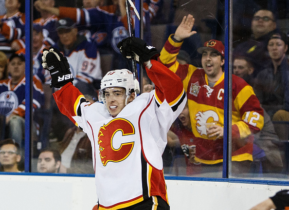 Johnny Gaudreau cashes in with six-year, $40.5M contract