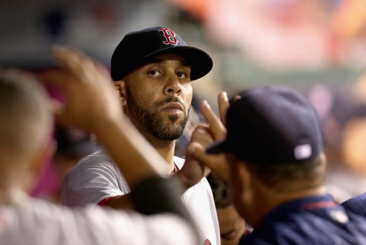 David Price was great Thursday, but his Red Sox have lost six of seven. (Getty Images)
