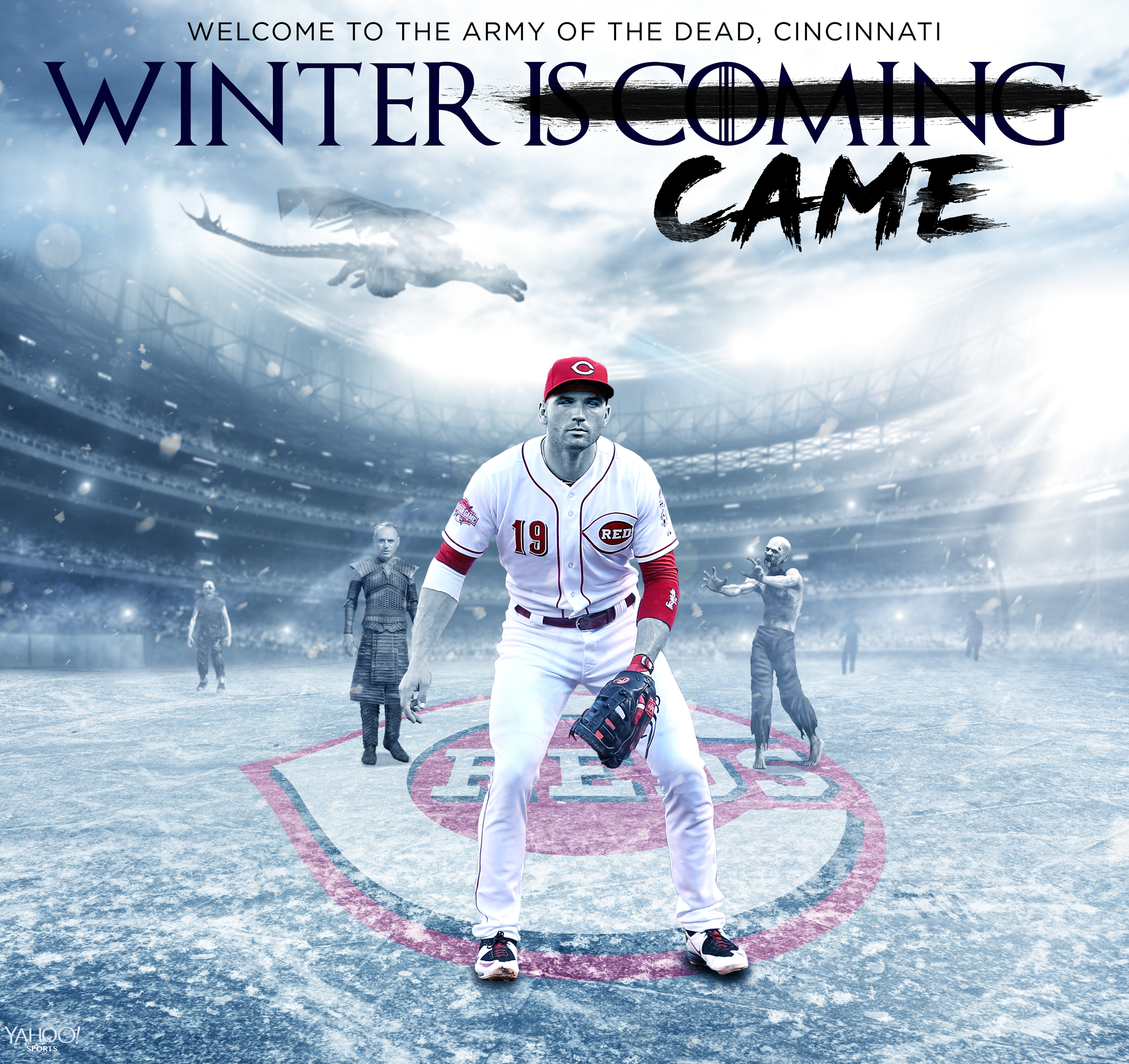 Winter Came: The 2017 Cincinnati Reds