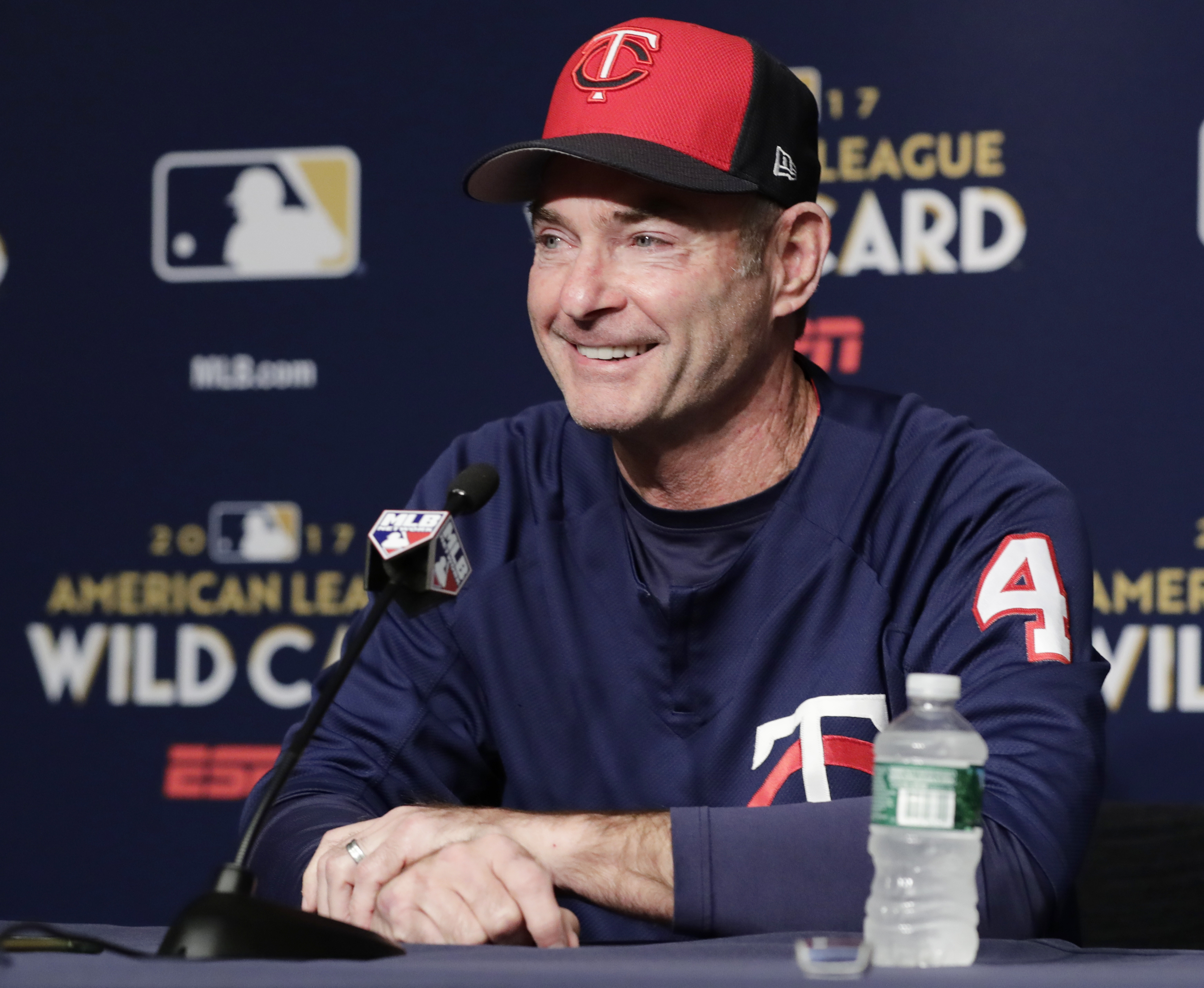 Paul Molitor gets three-year extension after Twins' surprising playoff run