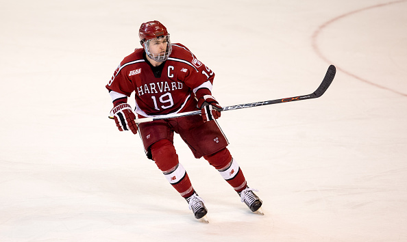 Why did Jimmy Vesey take the New York Rangers' free agent pitch…