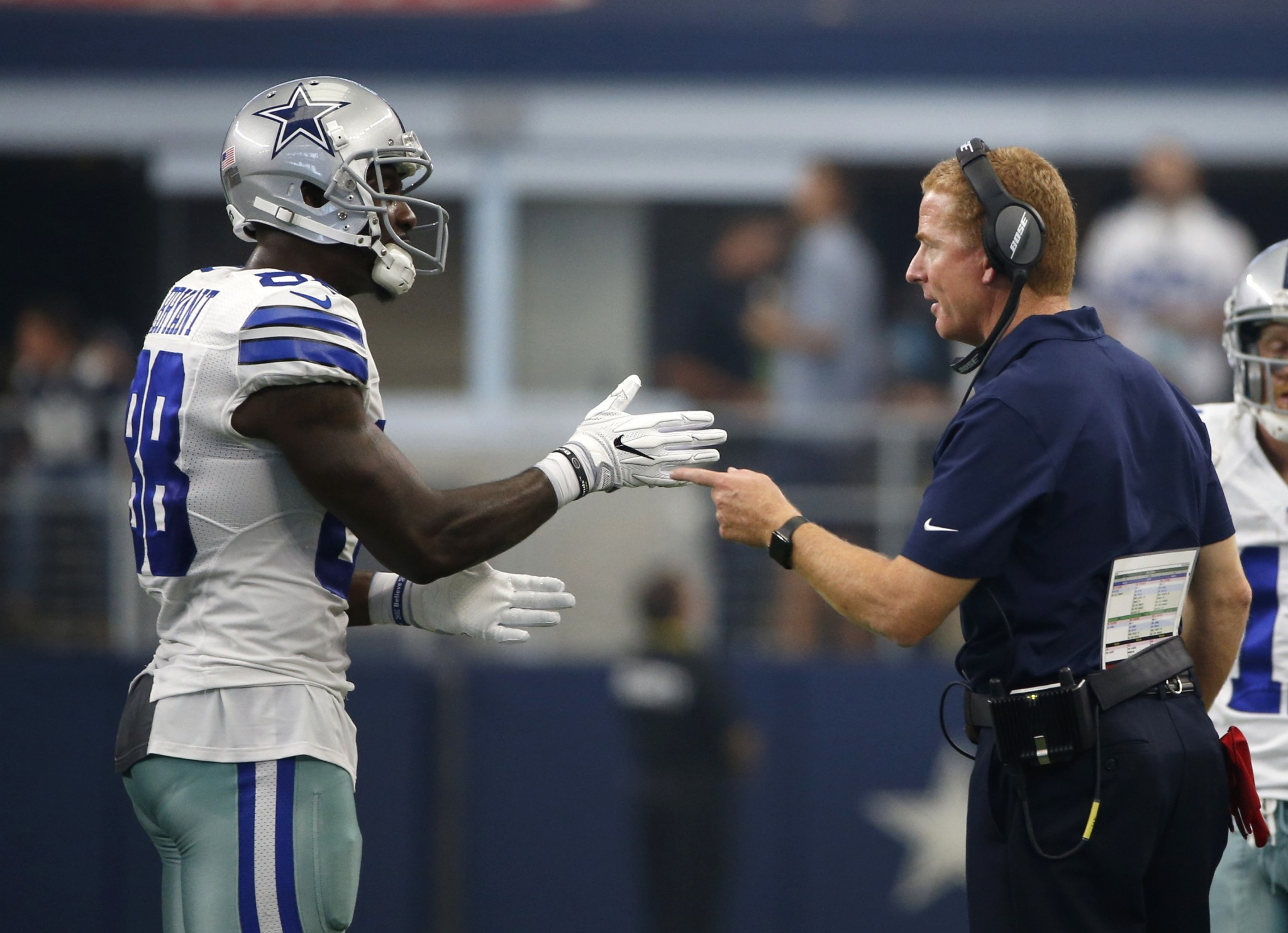 Dez Bryant said he sliced finger cutting carrots in 'extremely …